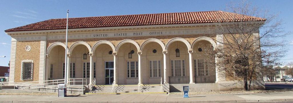 Plainview Post Office