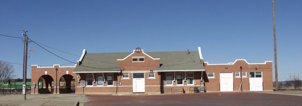 Plainview Railroad Station